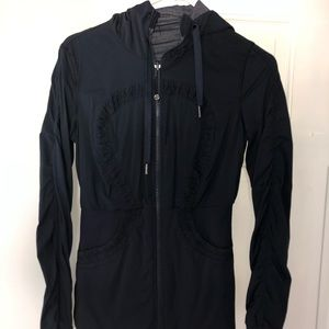 Lululemon Reversible Dance Studio Jacket